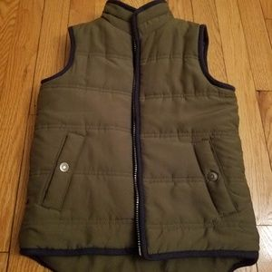 Warm Vest, Worn 1 time, Size 5